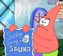 Sizzling Spring Sauna