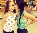 Demi the Foxie-TiaAnnLenae Friendship