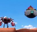 Lista de robôs de Eggman