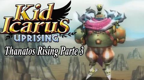 Kid Icarus Uprising - Thanatos Rising Parte 3 sub Español