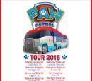 PAW Patrol Tour (2015)