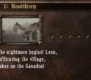 Story 1: Bloodthirsty