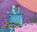 Squidward's toilet