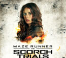 The Scorch Trials Characters