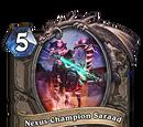 Nexus-Champion Saraad