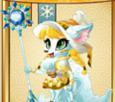 White Sorceress Fox