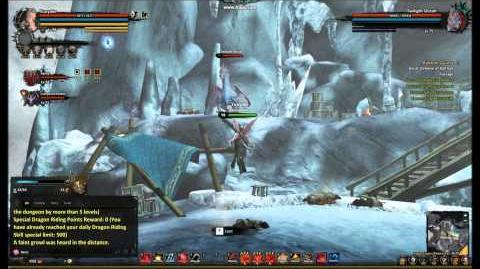Dragon's Prophet Twilight Ocean Spawn in Lodar Caves