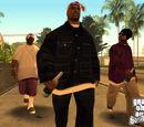 Банди у GTA San Andreas