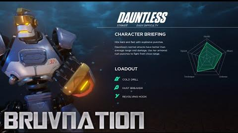 Rising Thunder - Dauntless - Moves