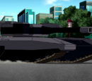 Plasma Beam Tank