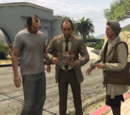 Vinewood Souvenirs - Nigel and Mrs. Thornhill