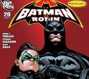 Batman y Robin: El Caballero Oscuro vs. El Caballero Blanco