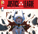 Justice League: Gods and Monsters - Wonder Woman Vol 1 1