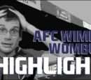 Hankgames Highlights: AFC Wimbly Womblys 178-192