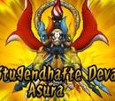 Dreitugendhafte Deva Asura