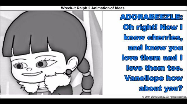 Wreck-It Ralph 2 Animation of Ideas 1