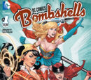 DC Comics Bombshells/Covers