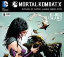 Mortal Kombat X Vol 1 9