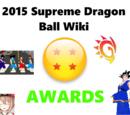 2015 Supreme Dragon Ball Wiki Awards
