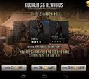 Recruits & Rewards