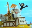 Fred the Floating Zoo