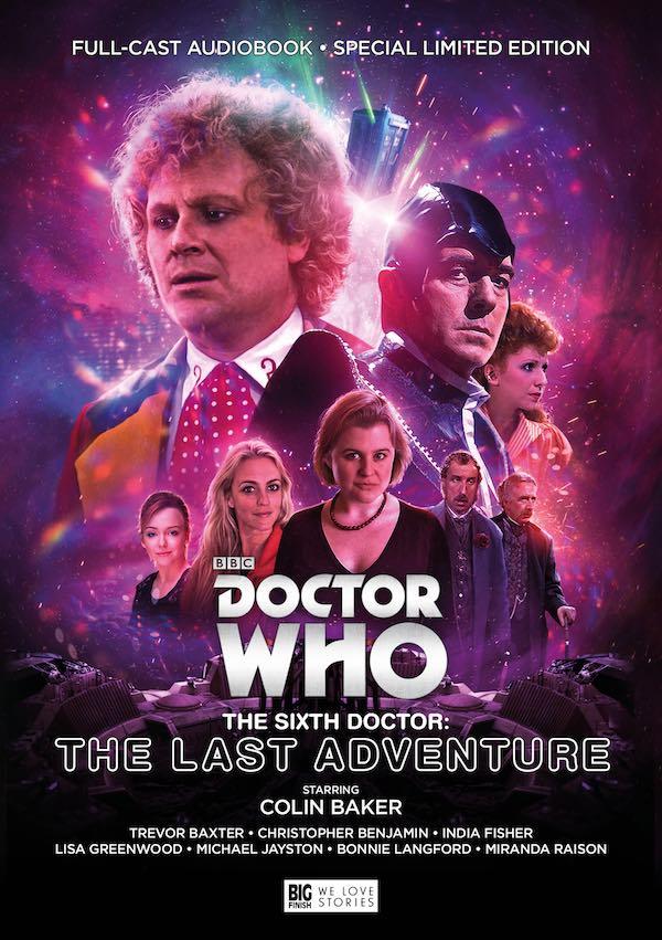 The Last Adventure - Big Finish
