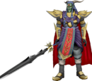 Villanos Dragon Quest Swords