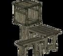Wooden Platform (slice)