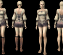 Haunting Ground Costumes