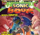 Sonic Boom Edição 8