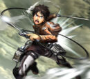 Attack on Titan (Game)/Image Gallery