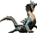 Dracosaurian/Monster Appreciation Week: Lagiacrus (4th Gen)
