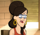 Mrs. Pines (Stan's mother)