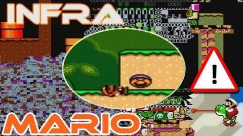 Super Mario World (SNES) - Infra Mario (Bug destructivo)