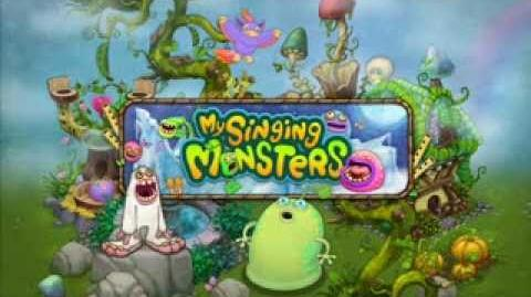 My Singing Monsters title theme (High Quality)