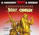 L'Anniversaire d'Astérix et Obélix - Le Livre d'Or