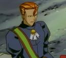 First Lieutenant Meldars