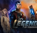 Moody97/Propuesta: Doblaje de DC's Legends of Tomorrow