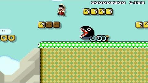 Super Mario Maker All Boogie2988 Levels