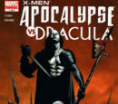 X-Men: Apocalypse vs. Dracula (Volume 1)