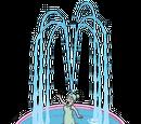 Plato's Republic Fountain