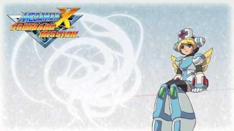Apprehensive Cinnamon! - Mega Man X Command Mission OST