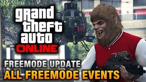 Freemode Events