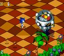 Jefes de Sonic 3D Blast
