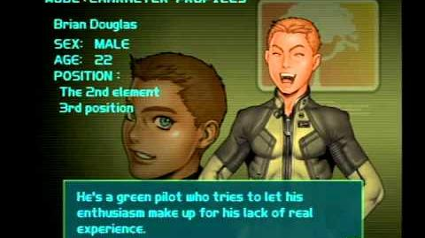 Air Force Delta Strike Character Profile-Brian Douglas