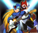 Mega Man Maverick Hunter X Images