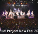 Hello! Project New Fes! 2015