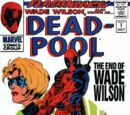 Deadpool Vol 1 -1