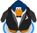 Smoking Penguin