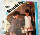 Simplicity 6606 B